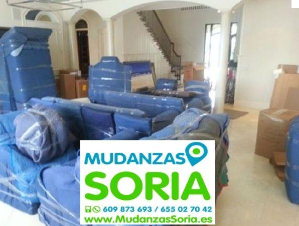 Transportes Mudanzas Beratón Soria