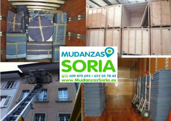 Transportes Mudanzas Berlanga de Duero Soria
