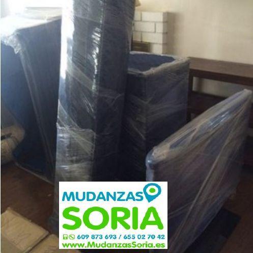 Transportes Mudanzas Blacos Soria