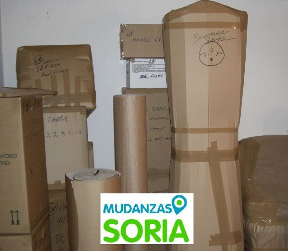 Transportes Mudanzas Bliecos Soria