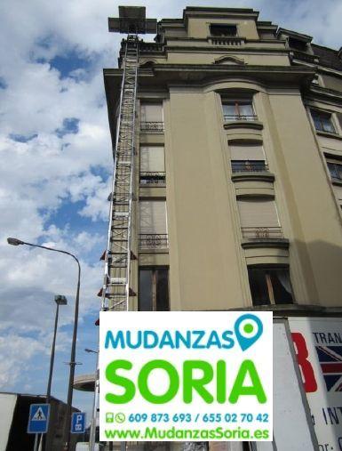 Transportes Mudanzas Buberos Soria