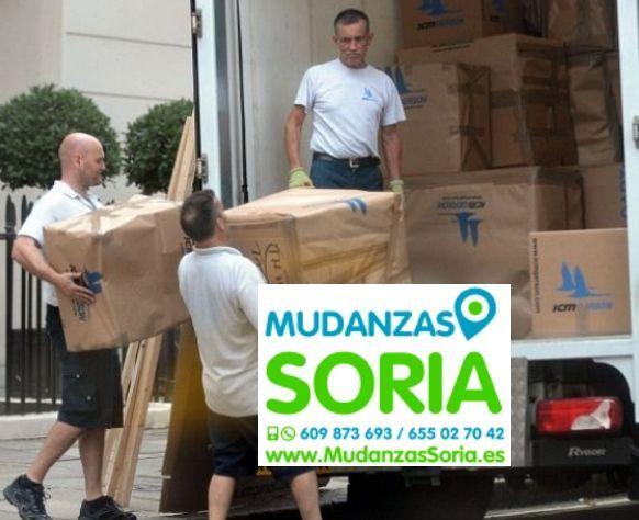 Transportes Mudanzas Buitrago Soria