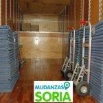 Transportes Mudanzas Burgo de Osma Soria