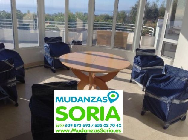 Transportes Mudanzas Candilichera Soria