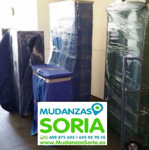 Transportes Mudanzas Caracena Soria