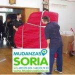 Transportes Mudanzas Castillejo de Robledo Soria