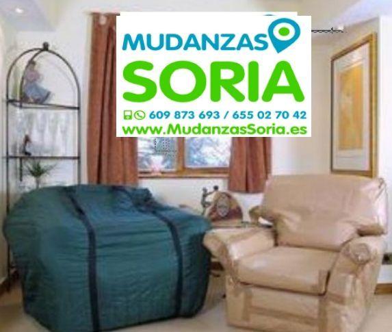 Transportes Mudanzas Castilruiz Soria