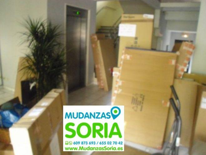 Transportes Mudanzas Cidones Soria
