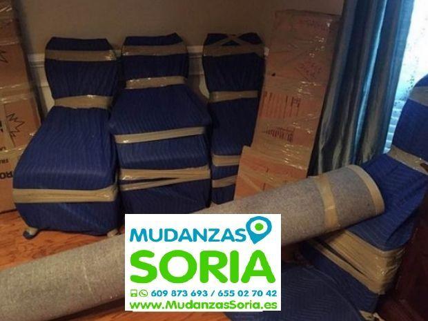 Transportes Mudanzas Covaleda Soria