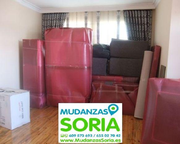 Transportes Mudanzas Cubilla Soria