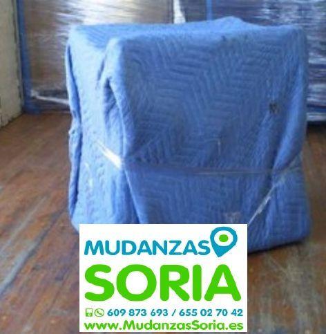 Transportes Mudanzas Dévanos Soria