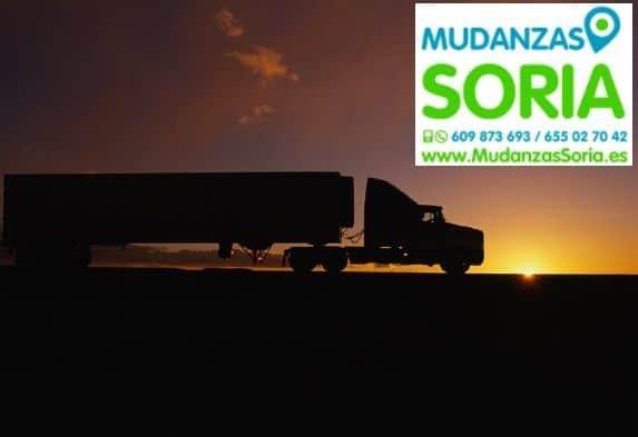 Transportes Mudanzas El Royo Soria