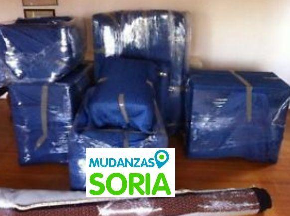 Transportes Mudanzas Fuentelmonge Soria