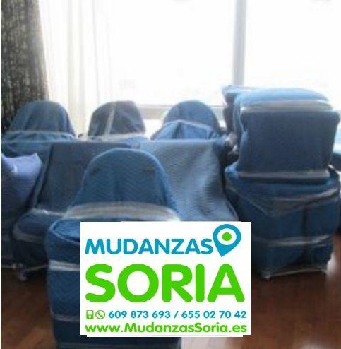 Transportes Mudanzas Fuentepinilla Soria