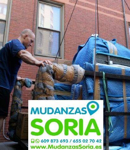 Transportes Mudanzas Fuentes de Magaña Soria