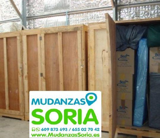 Transportes Mudanzas Fuentestrún Soria