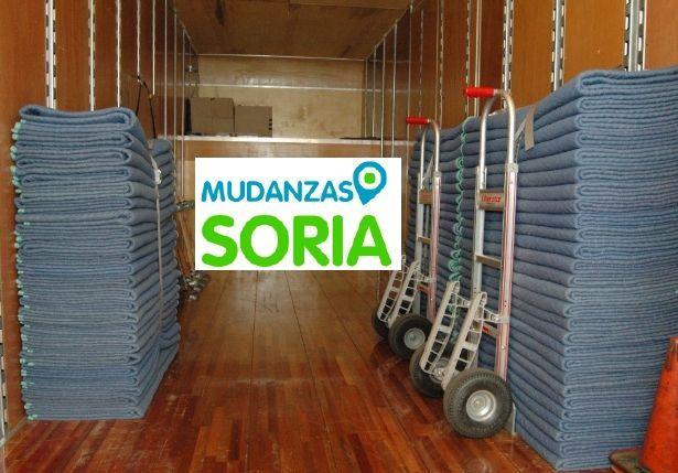 Transportes Mudanzas Gómara Soria
