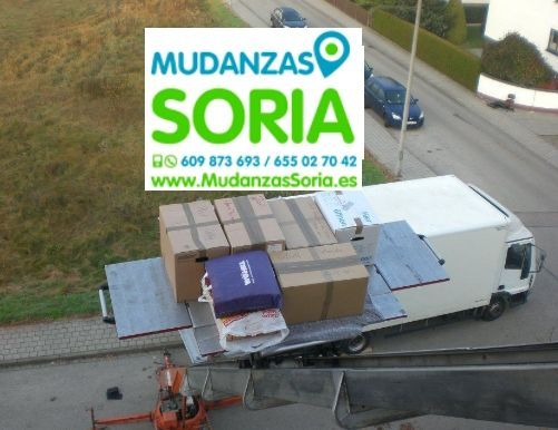 Transportes Mudanzas Golmayo Soria