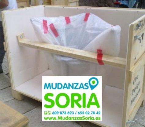 Transportes Mudanzas Gormaz Soria