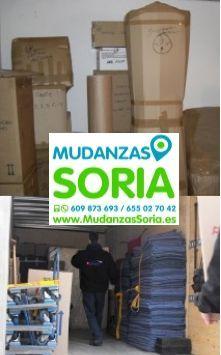 Transportes Mudanzas Herrera de Soria