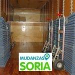 Transportes Mudanzas Hinojosa del Campo Soria