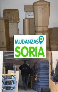 Transportes Mudanzas La Riba de Escalote Soria