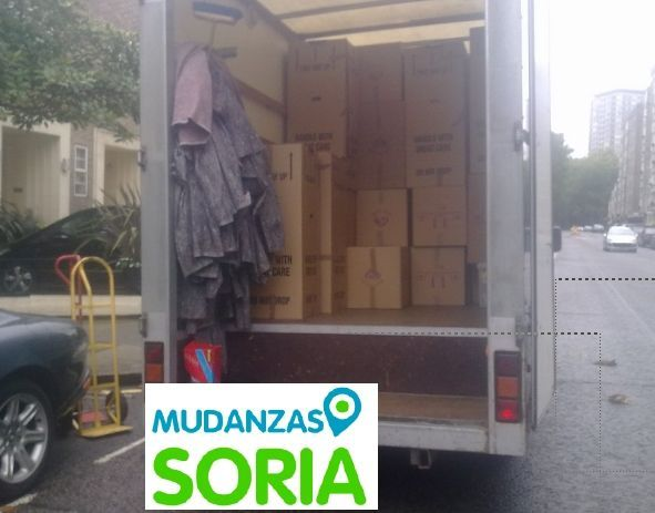 Transportes Mudanzas Langa de Duero Soria