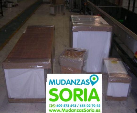 Transportes Mudanzas Los Rábanos Soria