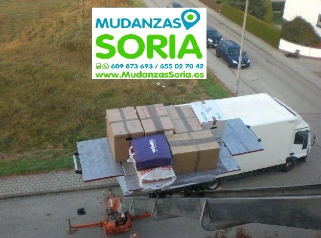 Transportes Mudanzas Maján Soria