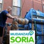 Transportes Mudanzas Matamala de Almazán Soria