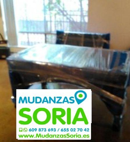 Transportes Mudanzas Miño de Medinaceli Soria
