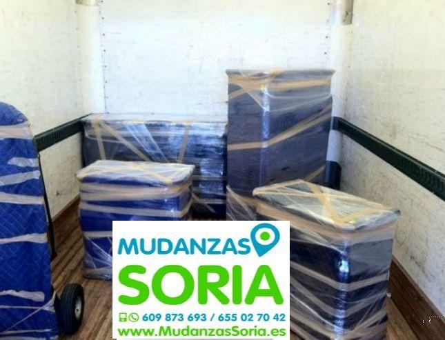 Transportes Mudanzas Miño de San Esteban Soria