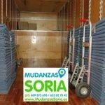 Transportes Mudanzas Montenegro de Cameros Soria