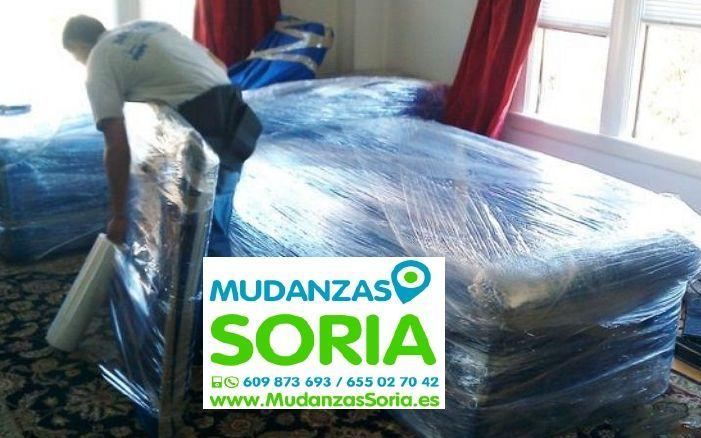 Transportes Mudanzas Nepas Soria