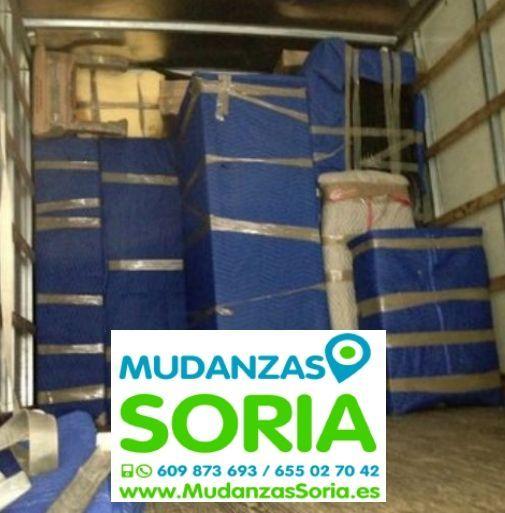 Transportes Mudanzas Nolay Soria