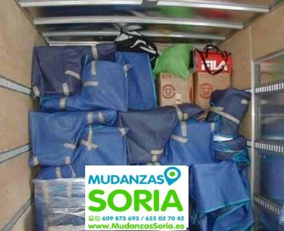 Transportes Mudanzas Oncala Soria