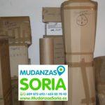 Transportes Mudanzas Pozalmuro Soria