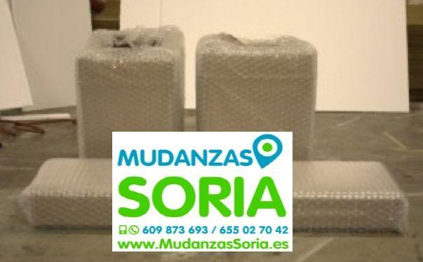 Transportes Mudanzas Quiñonería Soria