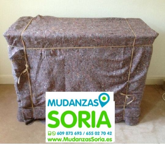 Transportes Mudanzas Rebollar Soria