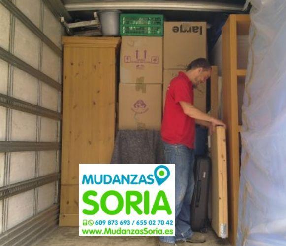 Transportes Mudanzas Renieblas Soria