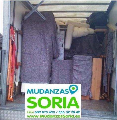Transportes Mudanzas Retortillo Soria