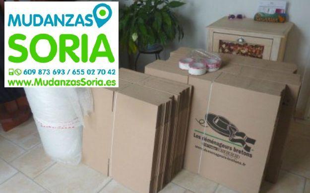 Transportes Mudanzas Reznos Soria