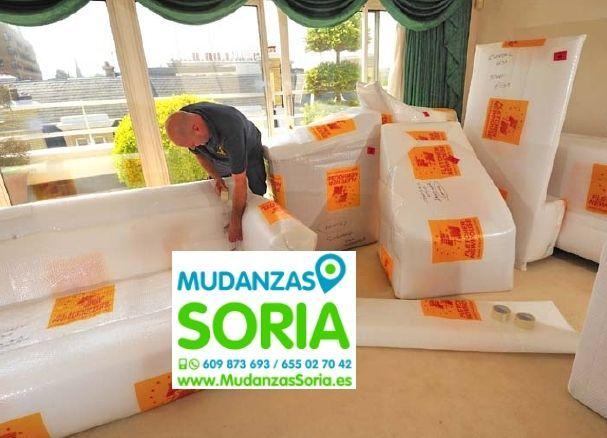 Transportes Mudanzas Rollamienta Soria