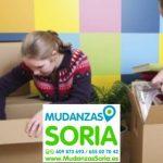Transportes Mudanzas Salduero Soria