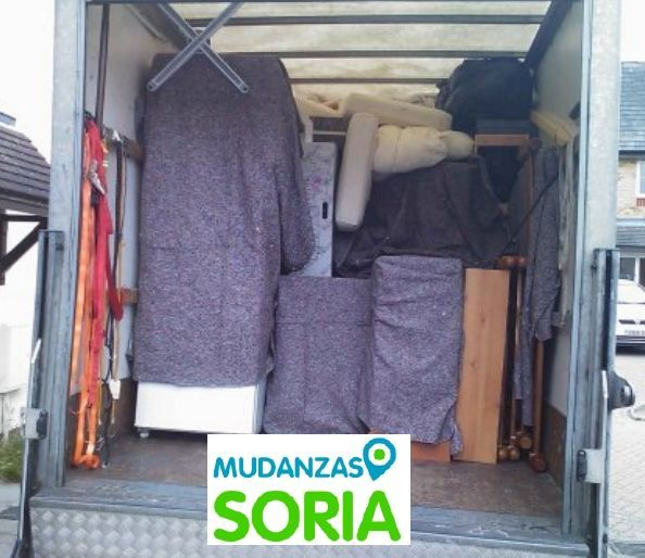 Transportes Mudanzas San Esteban Soria