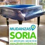 Transportes Mudanzas San Pedro Manrique Soria