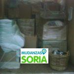 Transportes Mudanzas Santa María de Huerta Soria