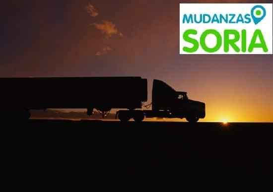 Transportes Mudanzas Santa María de las Hoyas Soria
