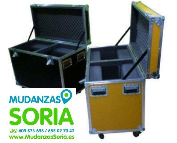 Transportes Mudanzas Sotillo del Rincón Soria