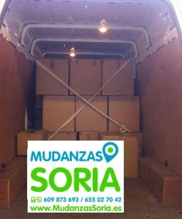 Transportes Mudanzas Tajahuerce Soria